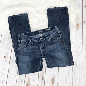 Silver Jeans Aiko Bootcut Size 31